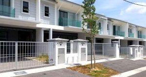 Rawang house for sale