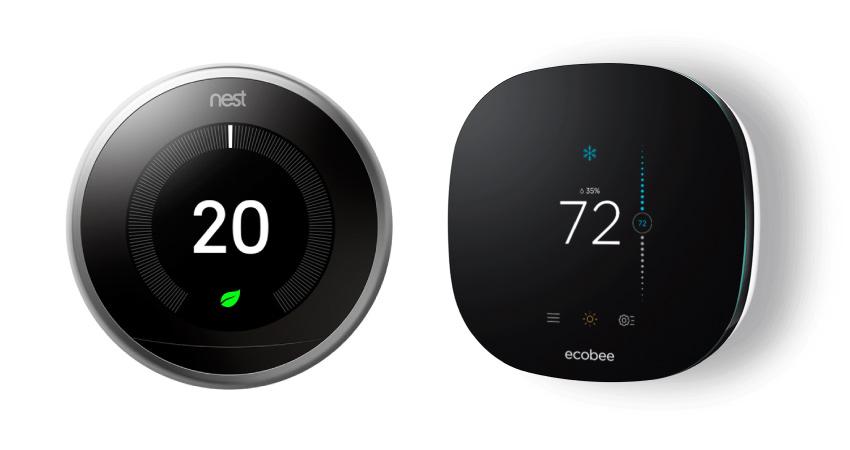 Nest vs Ecobee