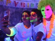 Teenages Party Blissful