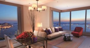 luxury service apartment hk