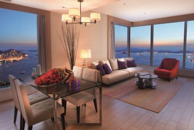 luxury service apartment hk