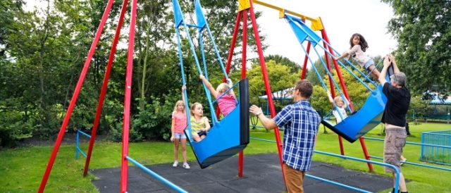 Installing Playhouse At The Convenience Of Your Homes