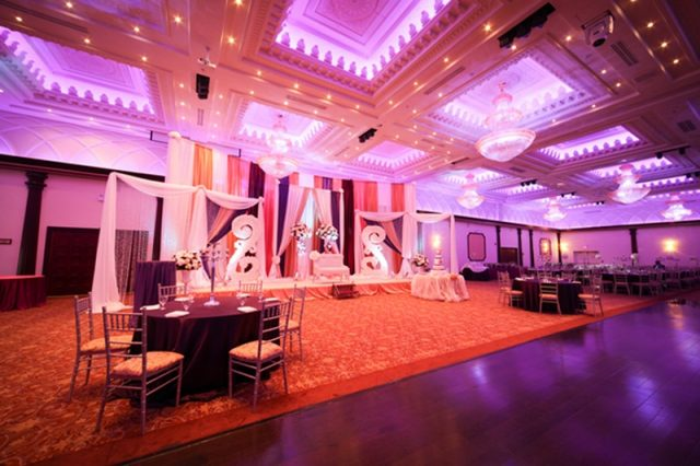 Affordable And Magnificent Hotel Wedding