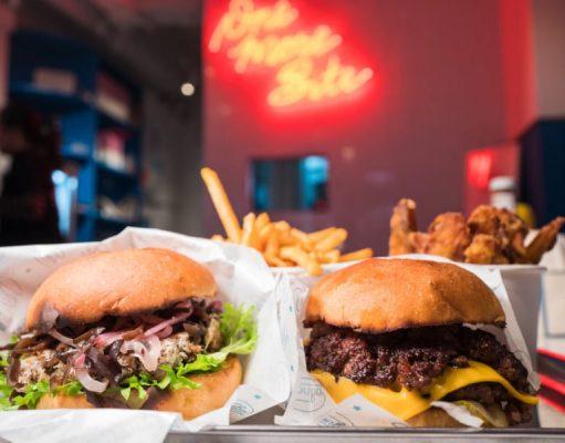 burger Hong Kong